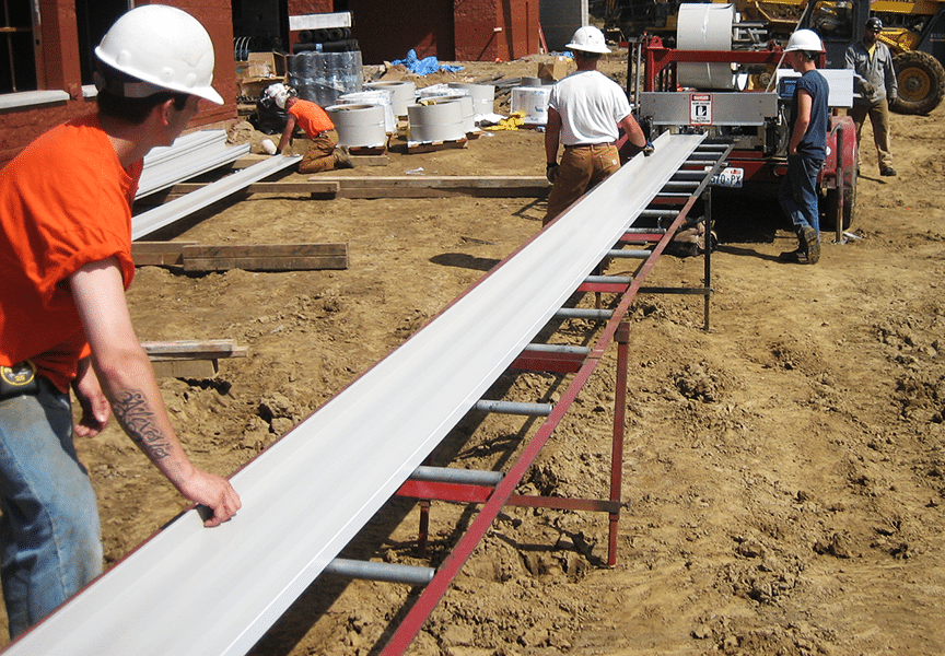 (article) Review of the 6 Best Portable Roof Panel Rollforming Manufacturers
