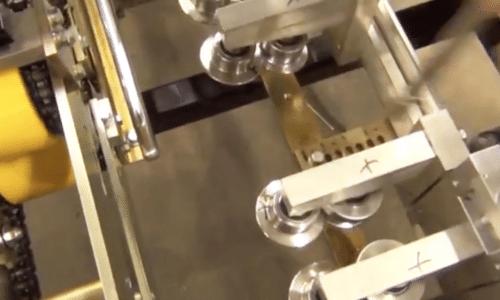 (video) NTM SSQ™ Roof Panel Machine Flush Wall Profile