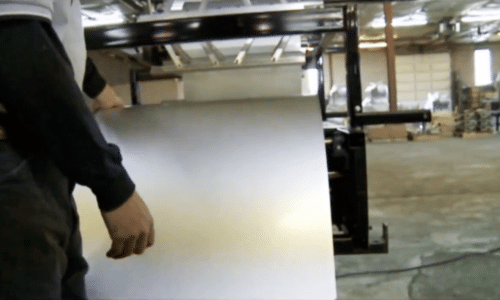 (video) How to Load Coil into Your NTM Roof Panel Machine