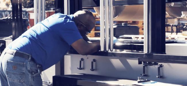 (video) How to Start a Business with an NTM Roof Panel or Gutter Machine