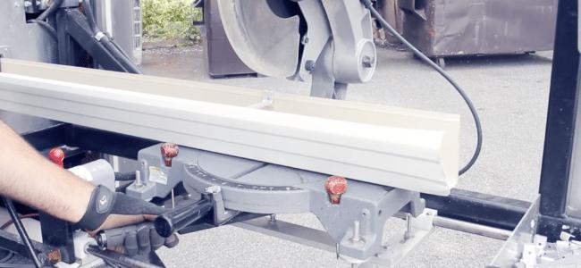 (video) How to Run Gutter & Use the Workstation of a Nasser Gutter Machine