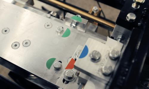 "(video) Green Station Adjustment: NTM MACH II 5""/6"" Combo Gutter Machine"