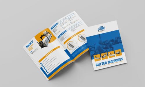 (literature) Seamless Gutter Machines Brochure