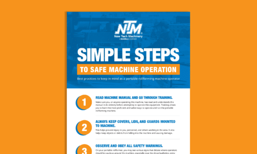 (download) Download the Simple Steps to Safe Machine Operation Infographic