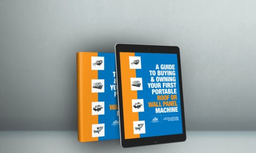 (download) A Guide to Buying & Owning Your First Portable Roof or Wall Panel Machine