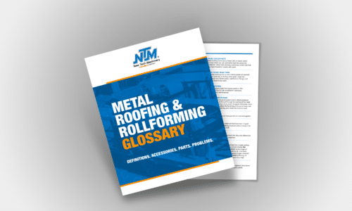 (download) Download the Metal Roofing & Rollforming Glossary