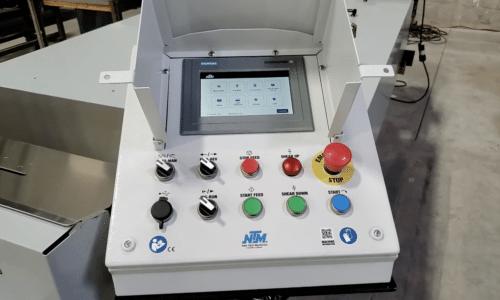 (article) New Tech Machinery Launching UNIQ® Control System on SSQ II™ Machine