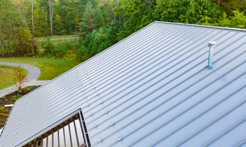 (article) Mechanical Lock vs. Snap-lock Metal Roof Profiles: Which Is Better?