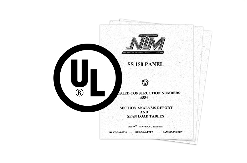 (article) NTM Roof Panel Machine Profiles and UL Compliance: What Does it Mean?