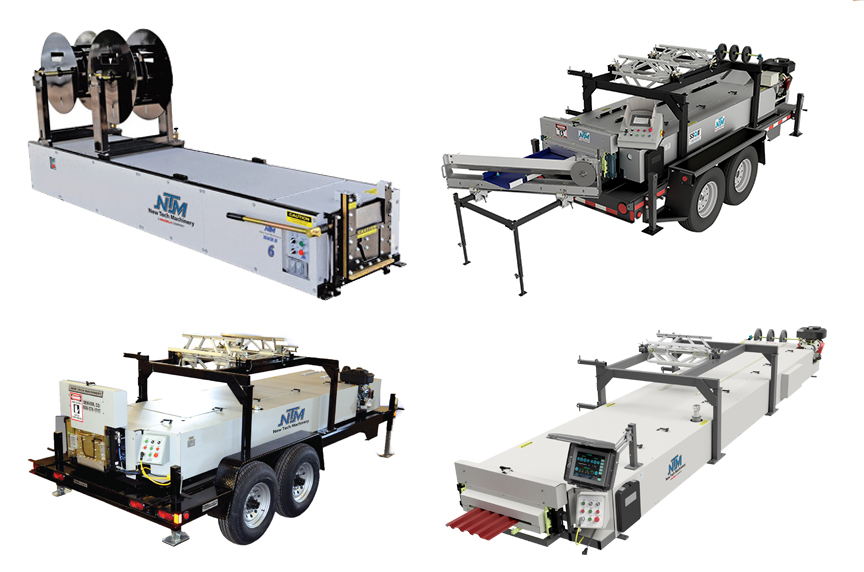 (article) Why Choose New Tech Machinery for Your Portable Rollforming Machinery?