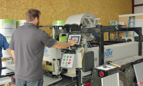 (article) What to Expect in a Portable Rollforming Machine Training Session