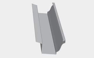 MG6-BF10 – 6″ with Back Flange (1″)