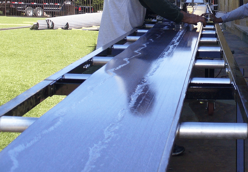 (article) Portable Roof Panel Machine Maintenance: What You Should Know