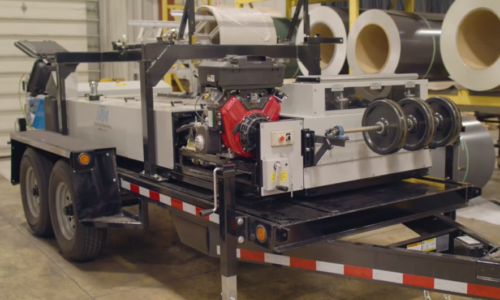 (article) What Are the Benefits of Using a Portable Rollforming Machine Inside a Factory?