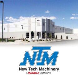 (article) New Tech Machinery Moves Facility to Aurora, Colorado