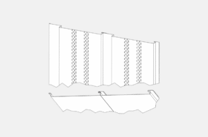 FWQ Flush Wall / Soffit / Underdeck Panel Profile for SSQII Manual