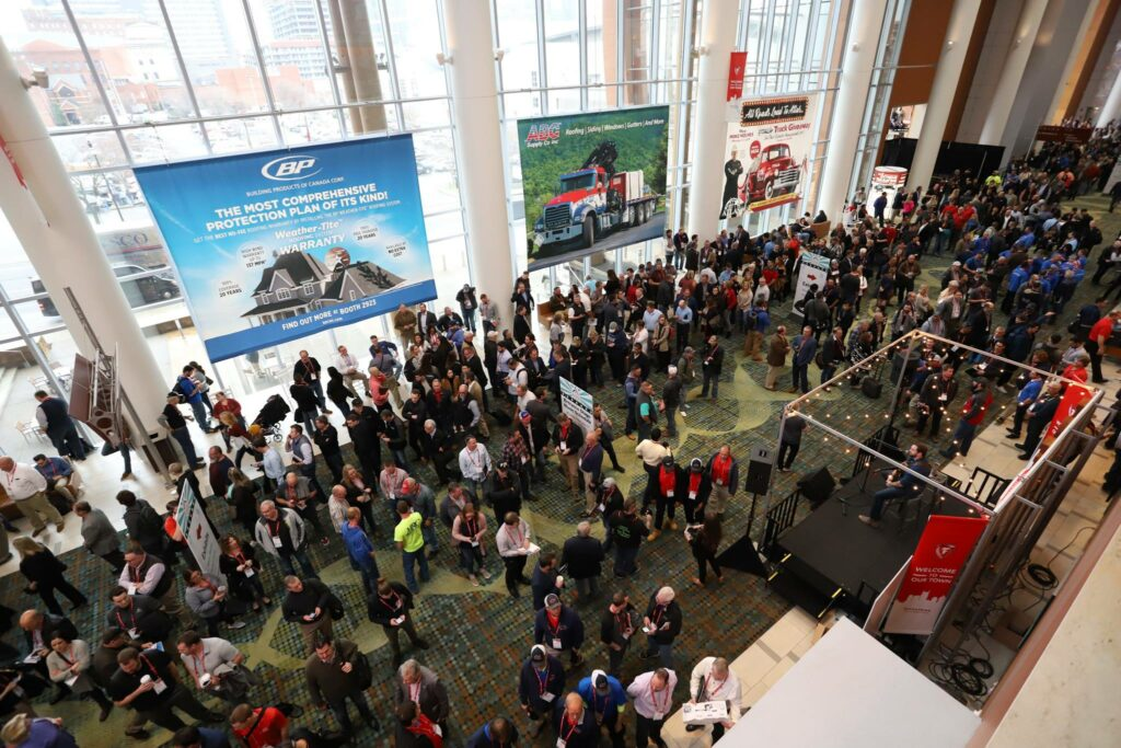 (article) What Is IRE? A Look at the Roofing Industry's Biggest Trade Show