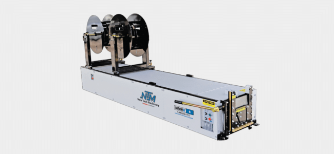 MACH II Gutter Machines Manual (Spanish)