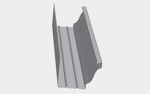 "(profile) MG5-BB5 - 5"" with Bottom Bead"