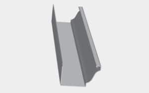 "(profile) MG6-SB6 - 6"" with Straight Back"