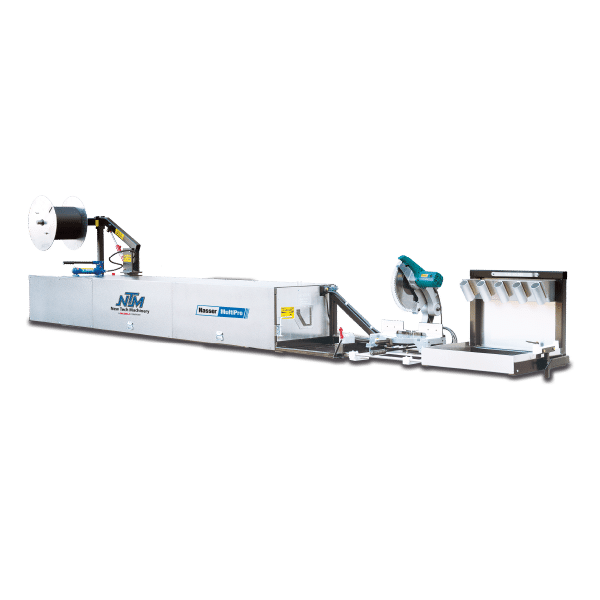 The Nasser MultiPro™ Gutter Machine