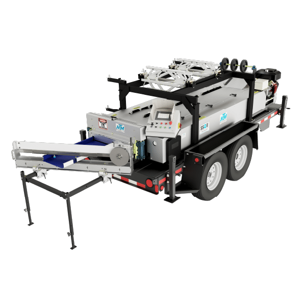 (product) SSQ II MultiPro Roof Panel Machine
