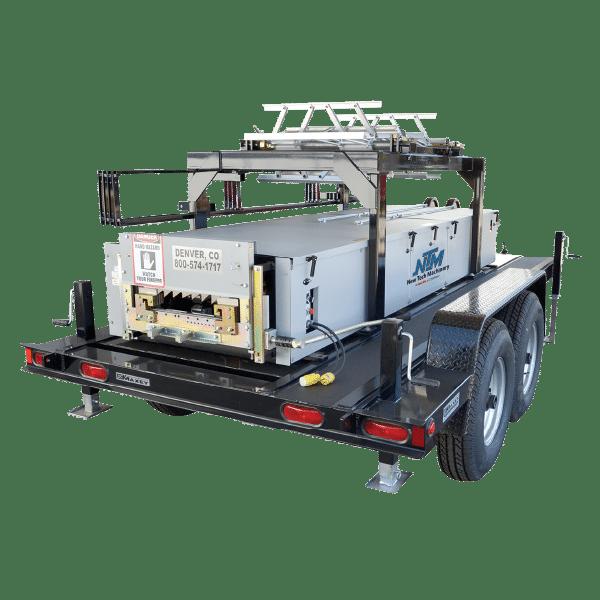 (product) SSR™ MultiPro Jr. Roof Panel Machine